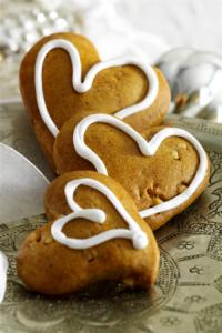 Honningkager med ingefær Opskrift og styling af Sandra Leigh Draznin