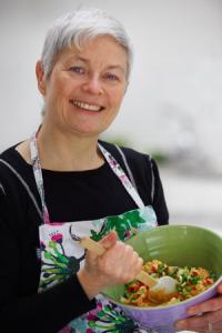 Madskribent og foodstylist Sandra Leigh Draznin
